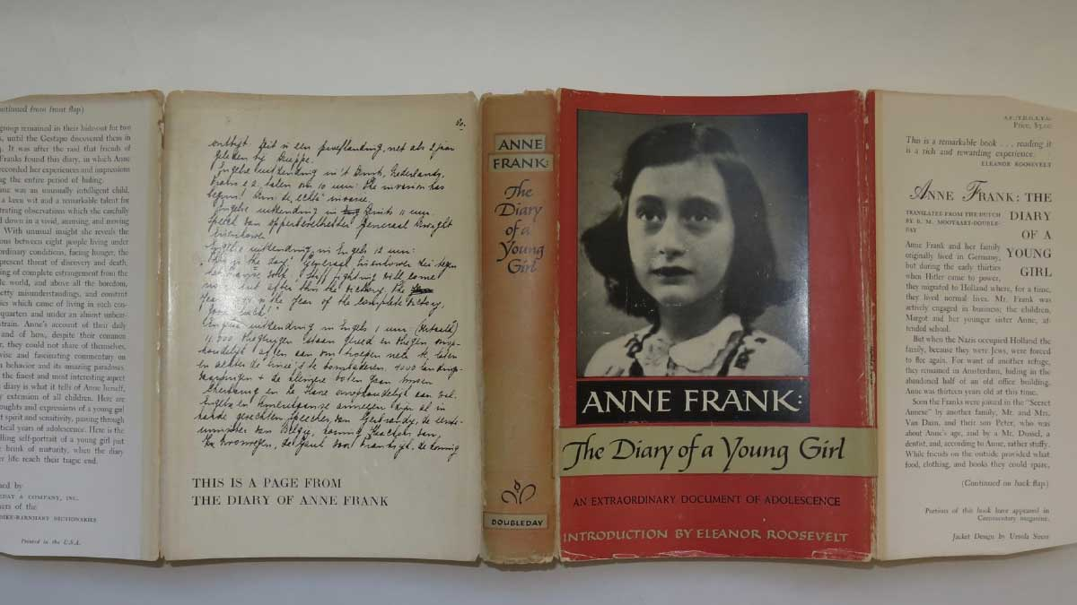 Download Anne Frank Diary