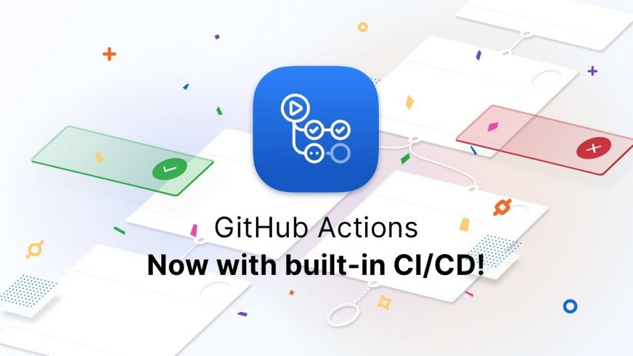 GitHub Actions with Built in CI