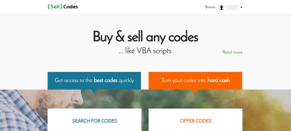 Sellcodes - Buy Sell Codes