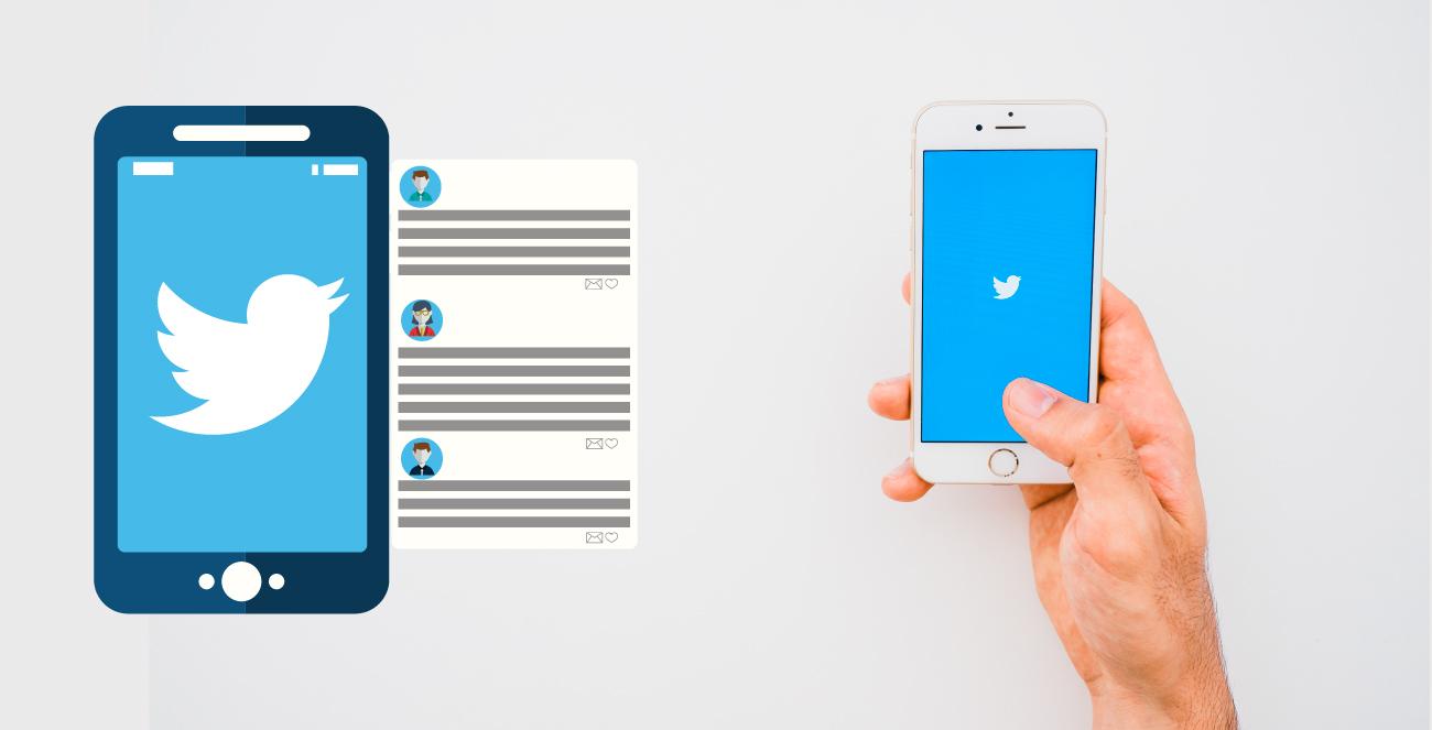 Twitter for social media personal branding