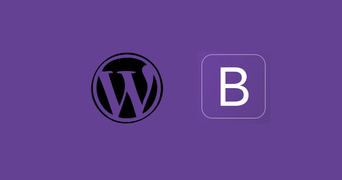 Use Bootstrap CSS in your WP Plugin page